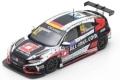 [予約]Spark (スパーク) 1/43 ホンダ シビック Type R TCR No.42 2nd Race 2 WTCR Macau Guia Race 2018 Timo Scheider