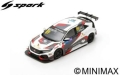 Spark (スパーク) 1/43 ホンダ Civic Type R TCR No.89 MacPro Racing Team WTCR Macau Guia Race 2018 Andre Couto