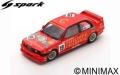 [予約]Spark (スパーク) 1/43 BMW M3 No.19 Macau Guia Race 1991 Henry Lee Jr.