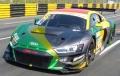 [予約]Spark (スパーク) 1/43 アウディ R8 LMS No.66 Audi Sport Asia Team TSRT FIA GT World Cup Macau 2019 Weian Chen