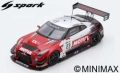 Spark (スパーク) 1/43 日産 GT-R ニスモ GT3 No.23 Motul Team RJN 日産 24H SPA 2017 L.Ordonez/A.Buncombe/K.Chiyo