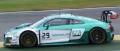 [予約]Spark (スパーク) 1/43 アウディ R8 LMS No.29 Montaplast by Land-Motorsport 3rd 24H SPA 2018 K.van der Linde/S.van der Linde/J.Schmidt