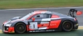 [予約]Spark (スパーク) 1/43 アウディ R8 LMS No.1 Belgian アウディ Club Team WRT 24H SPA 2018 D.Vanthoor/A.Riberas/C.Mies
