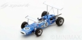 Spark (スパーク)  1/43 Matra MS7 No.10 2nd GP de Pau F2 1969 Jean-Pierre Beltoise