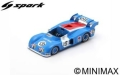 Spark (スパーク) 1/43 Alpine Renault A440 No.19 Magny-Cours 1973 Jean-Pierre Jabouille