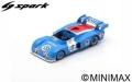 [予約]Spark (スパーク) 1/43 Alpine Renault A440 No.19 Magny-Cours 1973 Jean-Pierre Jabouille