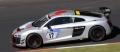 [予約]Spark (スパーク) 1/43 アウディ R8 LMS GT4 No.17 アウディ Sport Team Phoenix ニュルンベルク 24H 2017 J. Lappalainen/A. Mies/P. Terting/A. Yoong