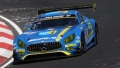 [予約]Spark (スパーク) 1/43 Mercedes-AMG GT3 No.3 Team Black Falcon ニュルンベルク 24H 2017 D. Muller/T. Jager/M. Engel/J. Seyffarth