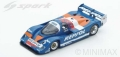 Spark (スパーク) 1/43 ポルシェ 962C No.6 WSPC 鈴鹿 1989  W. Brun/J. Pareja