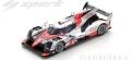 Spark (スパーク) 1/43 トヨタ TS50 Hybrid No.8 - トヨタ Gazoo Racing - Winner Fuji 2017 S. Buemi/A. Davidson/K. Nakajima