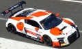 [予約]Spark (スパーク) 1/43 Audi R8 LMS No.66 Audi Sport Team WRT 4th SUZUKA 10H 2018 C.Mies/D.Vanthoor/F.Vervisch