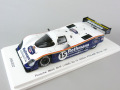 【キッドボックス特注】Spark (スパーク) 1/43 ポルシェ962C RLR (106B) #15 500km キャラミ 優勝車 1987 J.マス
