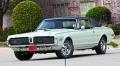 [予約]SunStar(サンスター) 1/18 マーキュリー クーガー XR7G 1968 シーフォーム グリーン