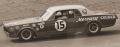 [予約]SunStar(サンスター) 1/18 マーキュリー クーガー レーシング 1967年デイトナ 300マイル 3位 #15 Parnelli Jones