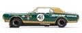 [予約]SunStar(サンスター) 1/18 マーキュリー クーガー レーシング 1967年Trans-Am Kent #41 Allan Moffat