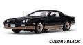 [予約]SunStar(サンスター) 1/18 シボレー カマロ Z28 1985 ブラック