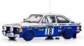 [予約]SunStar(サンスター) 1/18 フォード エスコート RS1800 1980年RACラリー #18 J. Taylor/P. Short