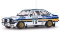 [予約]SunStar(サンスター) 1/18 フォード エスコート RS1800 1980年RACラリー #19 T.Mäkinen/M.Holmes