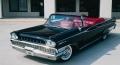 [予約]SunStar(サンスター) 1/18 マーキュリー パーク レーン オープン コンバーチブル 1959 ブラック
