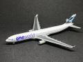 【SALE】hogan wings 1/500 A330-300 キャセイパシィフィック航空 One World 特別塗装(旧塗装) B-HLU