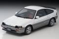 [予約]トミーテック × イグニッションモデル 1/18 ホンダ バラードスポーツ CR-X Si(白/グレー)