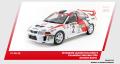 [予約]Tarmac(ターマック) 1/18 三菱ランサー エボリューション V Champion's Meeting 1998 Richard Burns