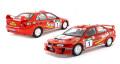 [予約]Tarmac(ターマック) 1/18 三菱 ランサー エボリューション V Australian Rally 1998 Winner Makinen/Mannisenmaki