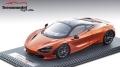 [予約]Tecnomodel(テクノモデル) 1/18 マクラーレン 720S アゾレスオレンジ ジュネーブ モーターショー 2017