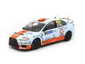 Tarmac(ターマック) 1/43 Tarmac Works 三菱ランサー Evo X Gulf Racing #49 J.Salo Rally Finland 2010 <500台限定生産> ※再受注