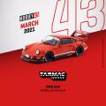 [予約]Tarmac(ターマック) 1/43 RWB 930 PAINKILLER Version 2