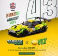 [予約]Tarmac(ターマック)1/43 Mercedes-AMG GT3 GT World Challenge Asia ESPORTS Championship 2020 ※世界限定504台