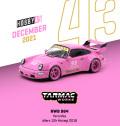 [予約]Tarmac(ターマック)1/43 RWB 964 Veronika idlers 12h Motegi 2016