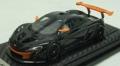 Tecnomodel(テクノモデル) 1/43 マクラーレン P1 GTR ブリティッシュ カネパグリーン/マクラーレン オレンジ インサート 2016