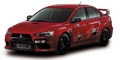 Tarmac(ターマック) 1/64 三菱 ランサー Evolution X Ralliart Edition Red