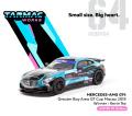 Tarmac(ターマック) 1/64 Mercedes-AMG GT4 Greater Bay Area GT Cup Macau 2019 Winner ドライバー:Kevin Tse