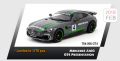 Tarmac(ターマック) 1/64 HOBBY64 Mercedes-AMG GT R GT4 Presentation Limited to 1,776 pcs