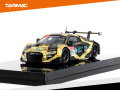 Tarmac(ターマック) 1/64 HOBBY64 Audi R8 LMS AAPE BY A BATHING APE #16 CHINA GT Championship 2017 Melvin Moh / Lim Keong Wee / Eric Lo