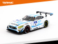 [予約]Tarmac(ターマック) 1/64 HOBBY64 Mercedes AMG GT3 Black Falcon Nurburgring 24h 2016 Winner