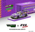 [予約]Tarmac(ターマック)1/64 EVA Racing Mercedes-AMG GT3 With Container