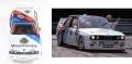 [予約]Tarmac(ターマック) 1/64 HOBBY64 BMW M3 E30 DTM Norisring DTM 1992 Winner - Winkelhock