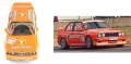 Tarmac(ターマック) 1/64 HOBBY64 BMW M3 E30 DTM DTM 1992 - Hahne