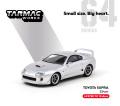 [予約]Tarmac(ターマック) 1/64 Toyota Supra Silver ※世界限定1248台