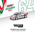 [予約]Tarmac(ターマック)1/64 Mitsubishi Lancer Evolution V Super N1 Endurance Series 1998
