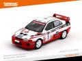 Tarmac(ターマック) 1/64 HOBBY64 三菱ランサー Evo V Sanremo Rally 1998 Winner Makinen/Mannisenmaki