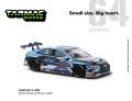 [予約]Tarmac(ターマック) 1/64 アウディ RS 3 LMS WTCR Race of Macau 2018 ドライバー:Kevin Tse