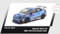 [予約]Tarmac(ターマック) 1/64 スバル WRX STI NBR 24H Challenge 2014