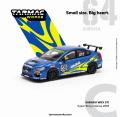 [予約]Tarmac(ターマック) 1/64 スバル WRX STI スーパー耐久 Series 2018