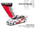 [予約]Tarmac(ターマック) 1/64 Subaru WRX STI Japanese Rally Championship 2015 ドライバー: Y. Sumiyama / T.Yasui