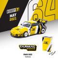 [予約]Tarmac(ターマック)1/64 RWB 993 Tarmac With metal oil can ※国内限定120台