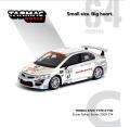 [予約]Tarmac(ターマック) 1/64 ホンダ シビック Type R FD2 スーパー耐久 Series 2009 ST4 Driver:Uchiyama/Omura/Noma